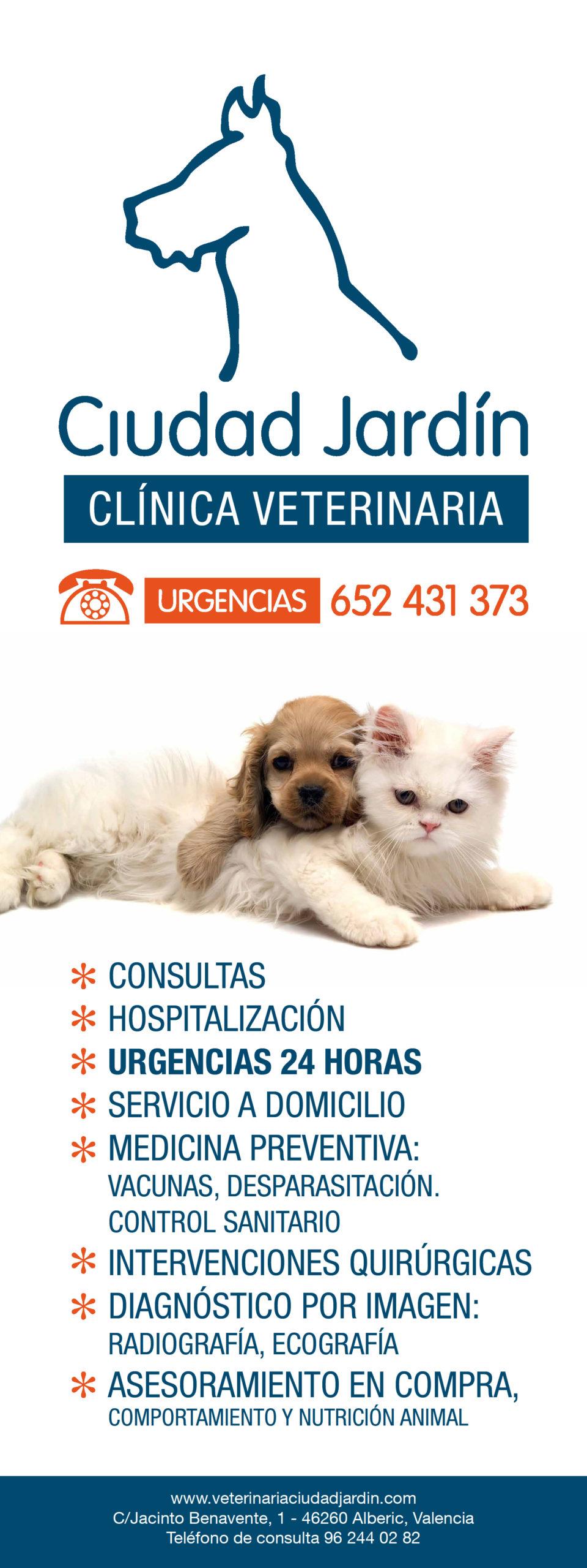 Clínica Veterinaria Ciudad Jardín